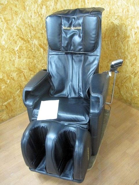 相模原市にて フジ医療器 RelaxSolutionマッサージチェア SKS-2650 を出張買取しました。