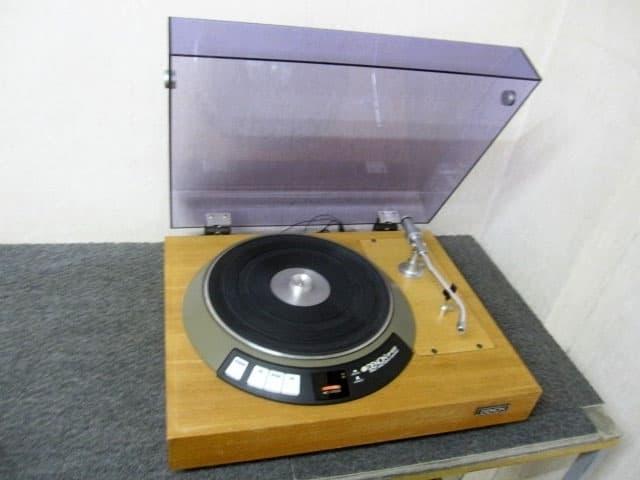 小平市にて DENON レコードプレーヤー DP-5000 を出張買取しました