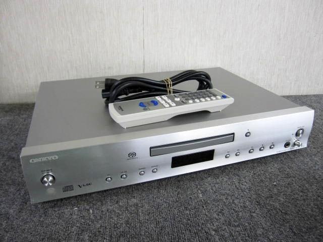 神奈川県 相模原市にて ONKYO SACDプレーヤー C-S5VL を店頭買取しました
