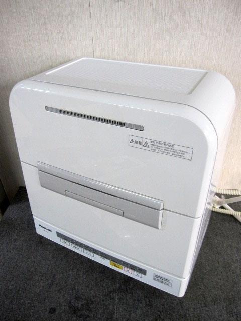 世田谷区にて パナソニック 食器洗い乾燥機 NP-TM9-W 2016年製 を店頭買取致しました