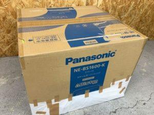 パナソニック ビストロ スチームオーブンレンジ NE-BS1600 エコナビ搭載