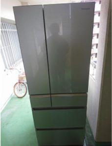 冷蔵庫 パナソニック NR-F511PV 2016年製