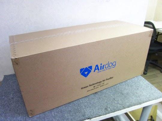 相模原市中央区にて 空気清浄機 Airdog X5s KJ300F-X5 未開封 を出張買取しました