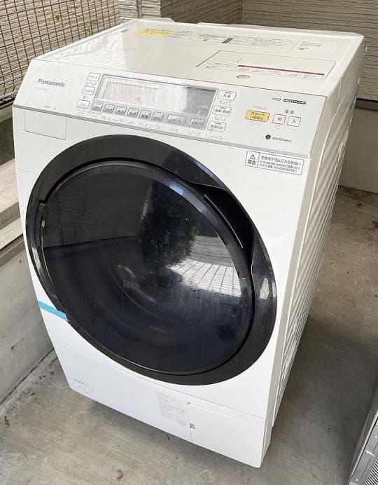 東京都 中野区にて ドラム式洗濯機 パナソニック NA-VX7900L 2019年製 を出張買取しました