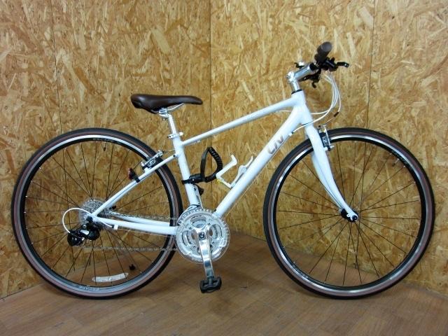 横浜市にて GIANT Liv ESCAPE R3W クロスバイク 2020モデル を出張買取しました