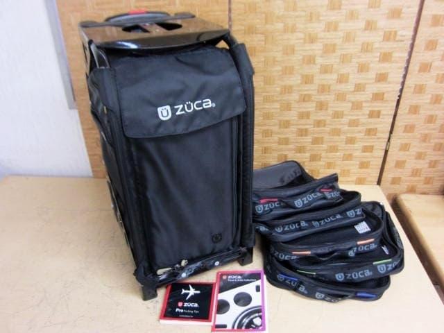 神奈川県 大和市にて ZUCA/ズーカ プロトラベル スーツケース