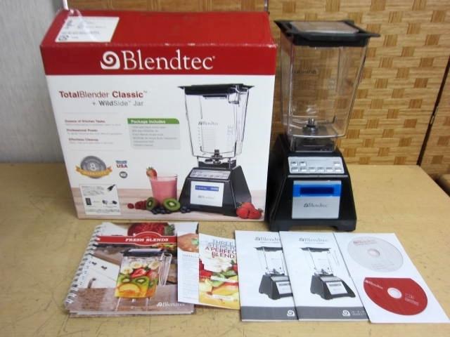 大和市にて Blendtec トータルブレンド ES3 ミキサー を店頭買取しました。