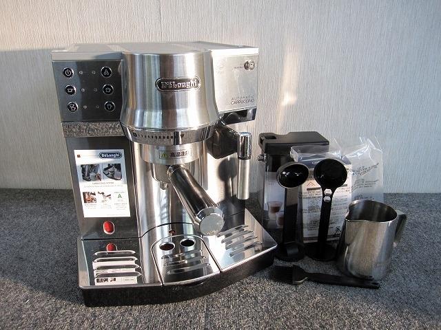 中古で売れるデロンギのコーヒーメーカーは?【モデル別 買取相場】