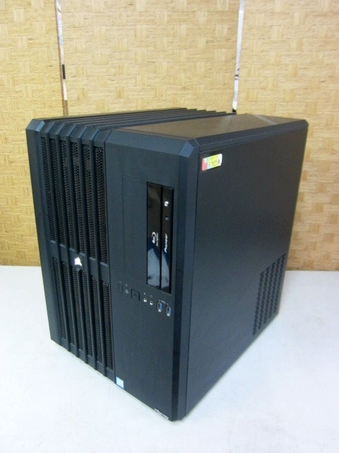 台東区にて SYCOM ゲーミングPC i7-6800K 32GB GTX1080 DDR4 BOOST を出張買取致しました