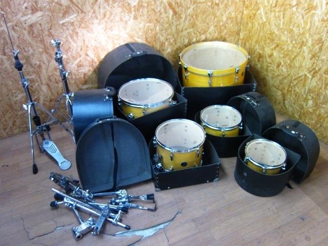 神奈川県 相模原市にて SONOR FORCE / ソナー フォース ドラムセット を店頭買取しました
