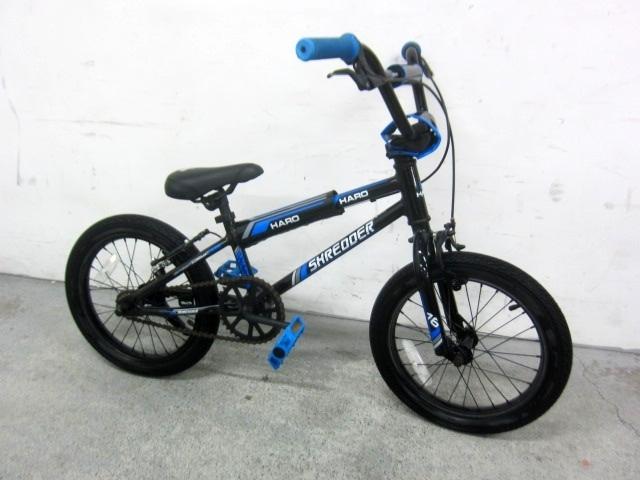 川崎市にて HARO SHREDDER 16インチ 子供用自転車 を出張買取しました