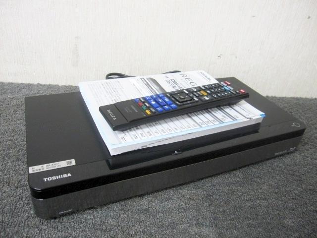 東芝 レグザサーバー HDD&ブルーレイレコーダー DBR-M3007 2017年製