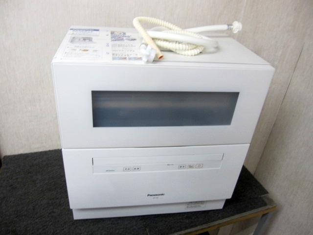 東京都 大田区にて パナソニック 食器洗い乾燥機 NP-TH2-W 2019年製 を出張買取しました