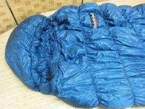 モンベル ダウンハガー #4 SUPER STRETCH SYSTEM 寝袋 シュラフ