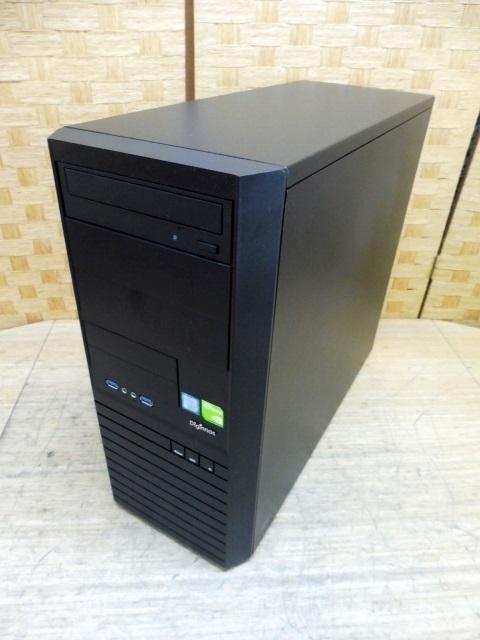 新座市にて ドスパラ ゲーミングPC GeForceGT1030 を出張買取しました