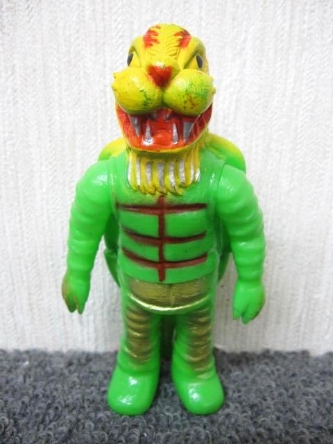 東京都世田谷区にて ブルマァク ソフビ人形 怪獣 全長約13.5cm 当時物 を店頭買取しました