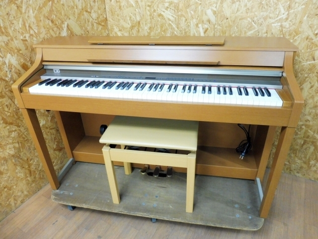 東京都世田谷区にて ヤマハ クラビノーバ 電子ピアノ CLP-370C 2008年製 を出張買取しました