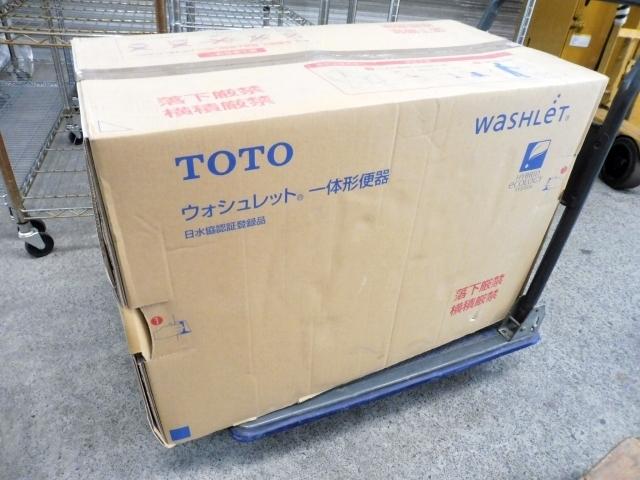 神奈川県相模原市にて TOTO タンクレストイレ ハイブリッド形サイホン便器 CS385BR を店頭買取しました