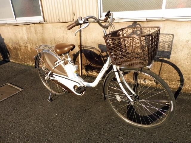 東京都町田市にて パナソニック ViVi DX 電動アシスト自転車 を出張買取しました