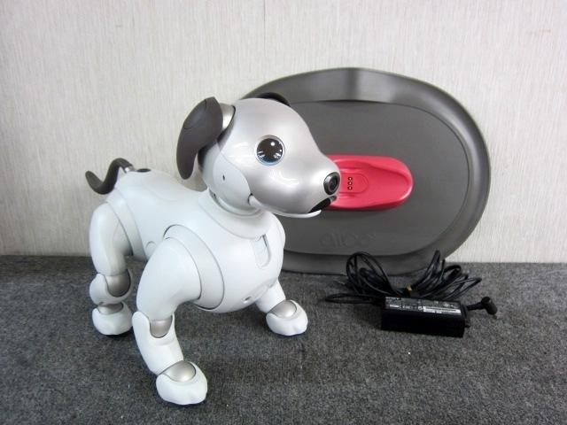 東京都中央区にて SONY アイボ ERS-1000 ペットロボット を店頭買取しました