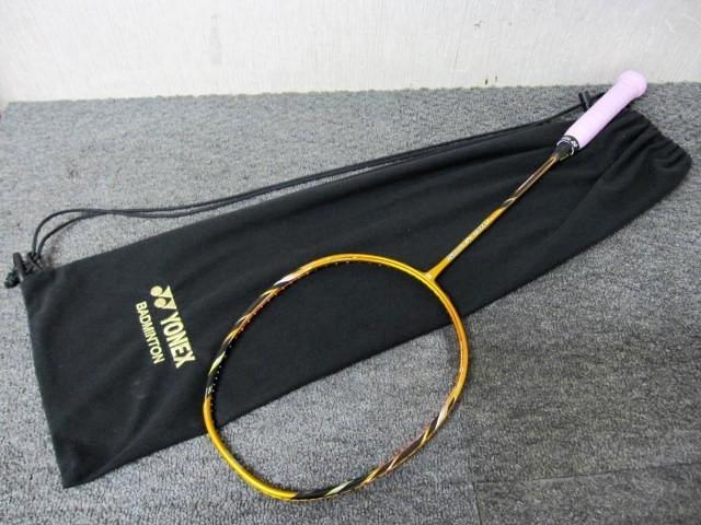 東京都 世田谷区にて Wilson RECON PX9000J WS ULTIMATE 限定モデル バドミントンラケット を店頭買取しました