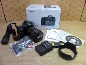 キャノン デジタル一眼レフカメラ EOS 6D 24-105mm