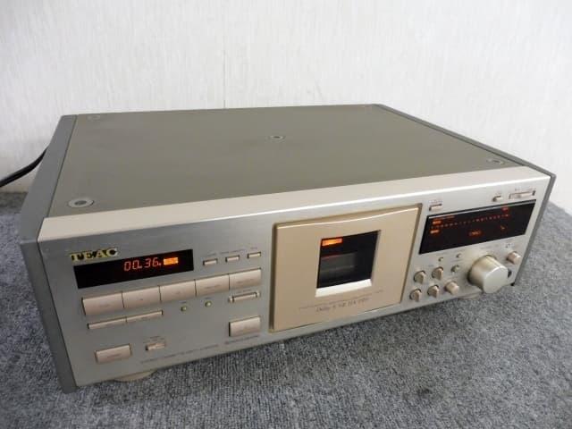 今回は、練馬区にて  TEAC/ティアック カセットデッキ V-8000S  を出張買取しました