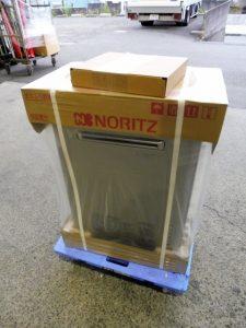 未使用★ ノーリツ 都市ガス ガスふろ給湯器 GT-C2062SAWX リモコン