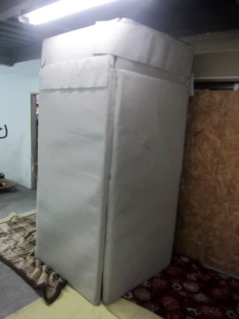 神奈川県 厚木市にて VERY-Q/ベリーク 簡易防音室 を出張買取しました