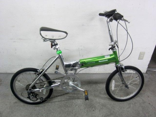 パナソニック 折りたたみ 自転車