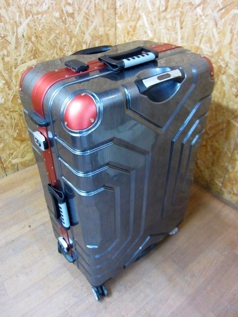 東京都世田谷区にて グリップマスター シフレ 148L 4輪 スーツケース LLサイズ  を店頭買取しました