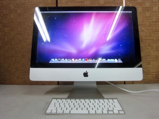 神奈川県 横浜市 青葉区にて Apple デスクトップPC iMac A1311 MC309J/A 21.5インチ Mid2011 を出張買取しました