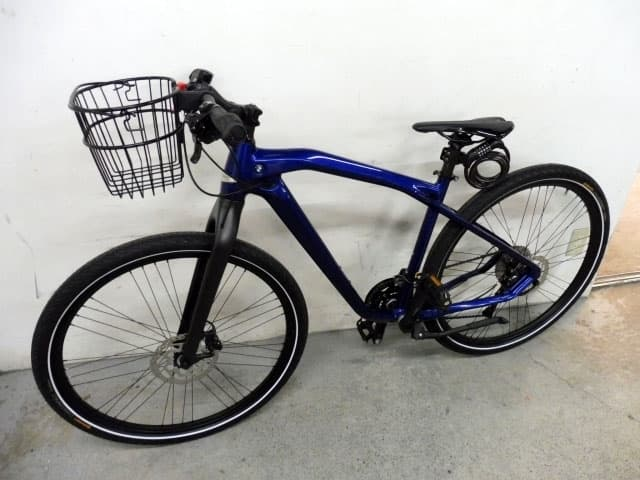 東京都 世田谷区にて BMW M BIKE Limited Carbon EDITION クロスバイク を店頭買取しました