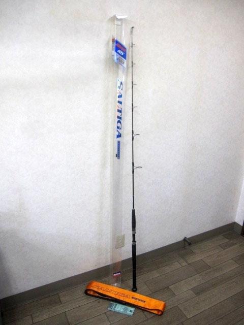 東京都 世田谷区にて ダイワ ソルティガ ヒラマサ 60S ルアーロッド を店頭買取しました