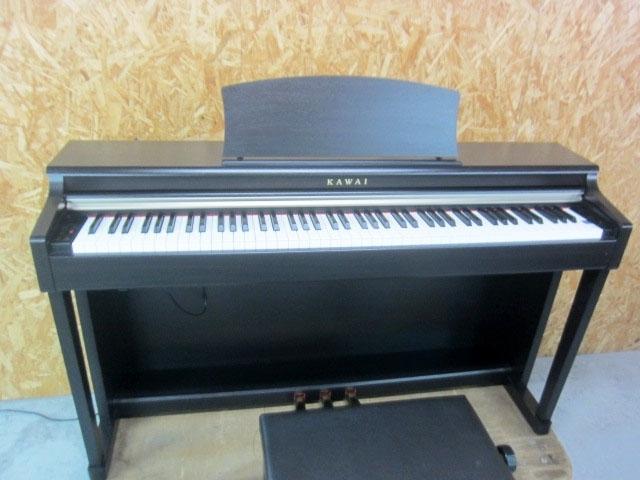東京都 西東京市にて カワイ 88鍵盤 電子ピアノ CN24R 2013年製 を出張買取しました