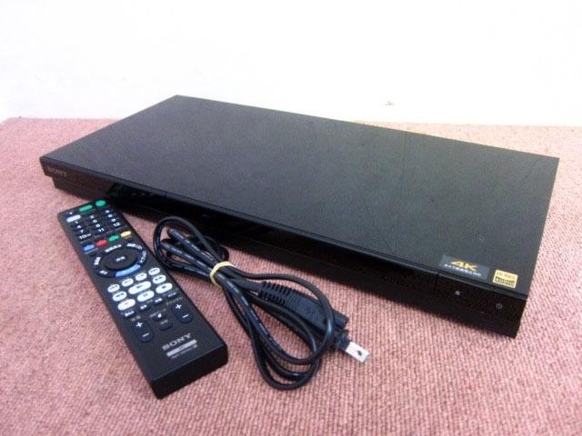 SONY ブルーレイレコーダー BDZ-ZW1700 2020年製