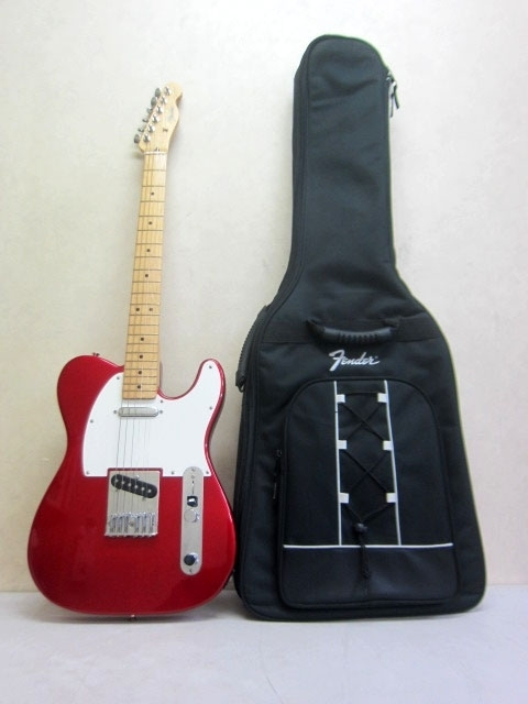 東京都 世田谷区にて フェンダー ジャパン テレキャスター エレキギター を出張買取しました