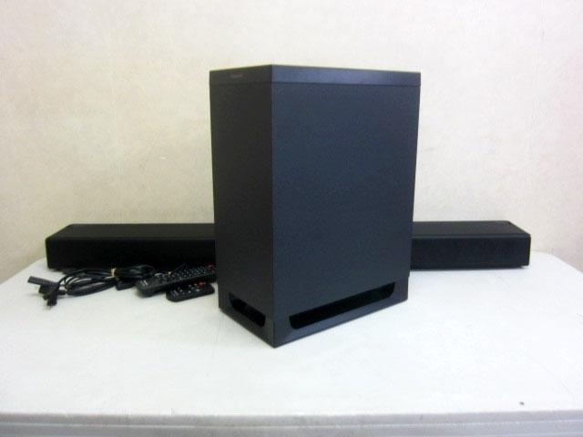 神奈川県 横浜市 瀬谷区にて パナソニック ホームシアターバー SC-HTB900 2019年製 を店頭買取しました