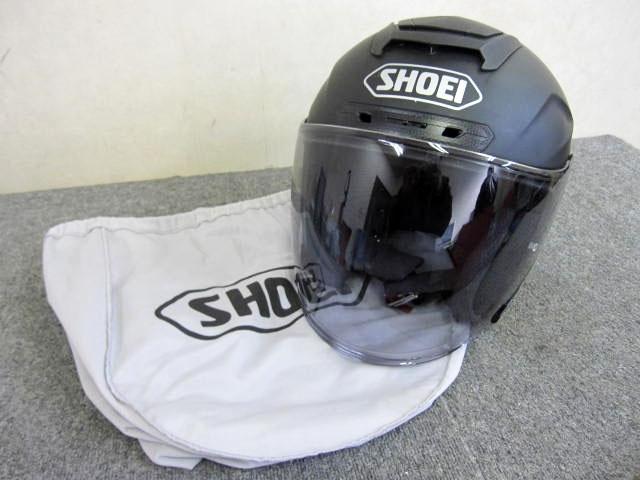 神奈川県 大和市にて SHOEI ヘルメット J-FORCE4 IV 2015年製 マットブラック を店頭買取しました