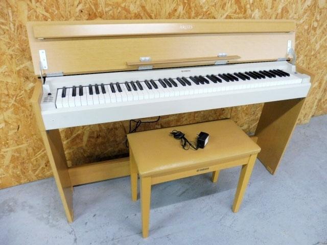 東京都 八王子市にて ヤマハ ARIUS 電子ピアノ YDP-S31C を出張買取しました