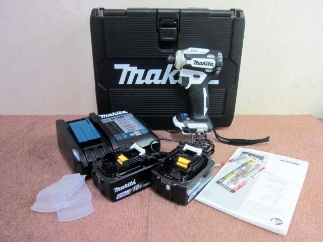 マキタ 充電式インパクトドライバ TD171DRGX