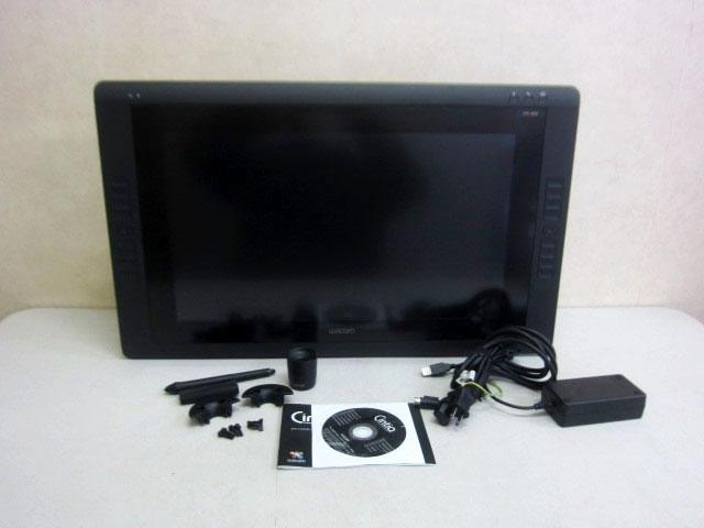 東京都 世田谷区にて Wacom 液晶ペンタブレット Cintiq 22HD DTK-2200 を店頭買取しました