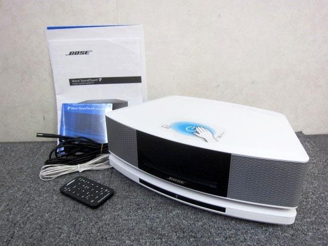 東京都 港区にて BOSE music system IV Wave Sound Touch を出張買取しました