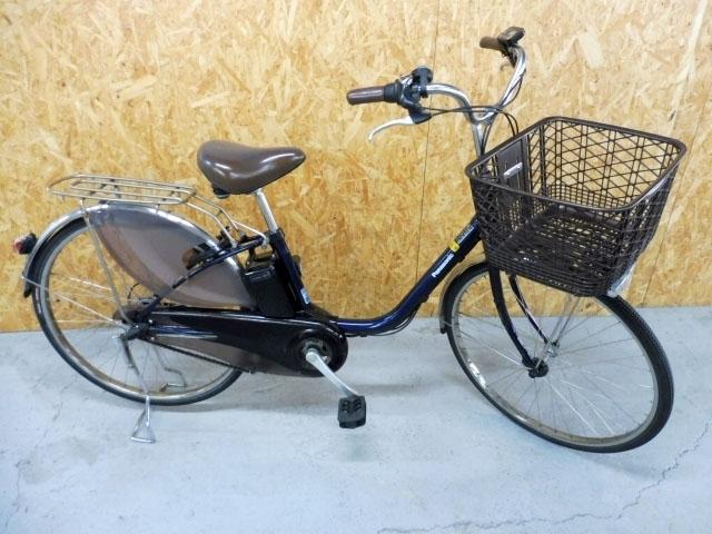 パナソニック ビビ・DX 電動アシスト自転車 BE-ELD634V