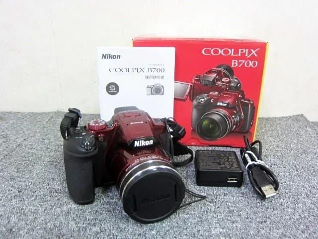 東京都 国分寺市にて ニコン デジタルカメラ COOLPIX B700 を出張買取しました