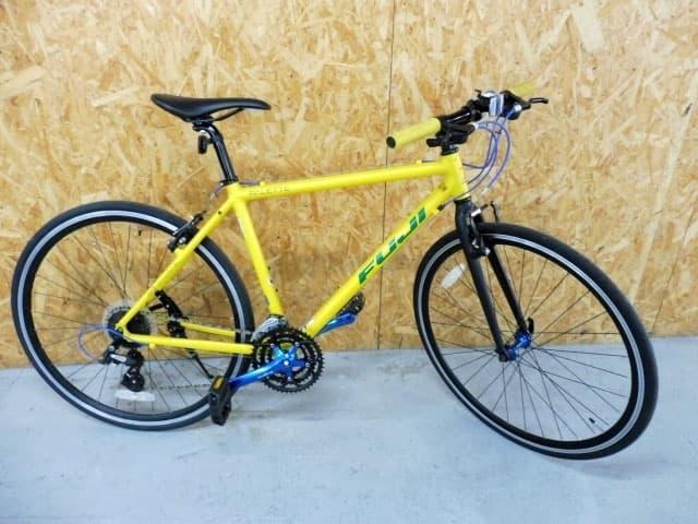 東京都 国分寺市にて FUJI フジ パレット クロスバイク を出張買取しました