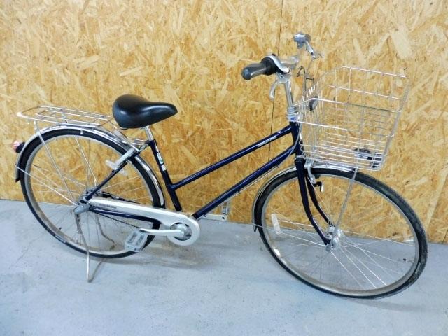 東京都 東大和市にて ブリヂストン 27インチ ロングティーン 自転車 を出張買取しました