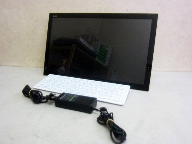 神奈川県 大和市にて SONY VAIO 一体型PC SVT212A14N OSなし を店頭買取しました