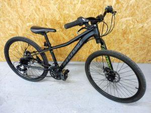 CANNONDALE BADBOY SOLO 24インチ クロスバイク Jr, レフティ