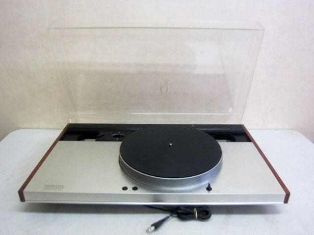 神奈川県 相模原市にて LUXMAN/ラックスマン PD444 レコードプレーヤー を店頭買取しました